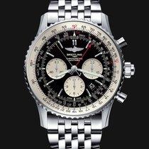 Breitling Navitimer Rattrapante neu 2019 Automatik Chronograph Uhr mit Original-Box und Original-Papieren AB031021|BF77|453A