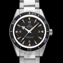 Omega Seamaster 300 Black Steel 41mm - 233.30.41.21.01.001