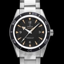 Omega Seamaster 300 Steel 41mm Black United States of America, California, San Mateo