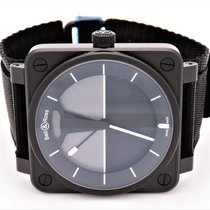 Bell & Ross BR01-92 HORIZON 46MM AUTOMATIC Horizon Style Dial