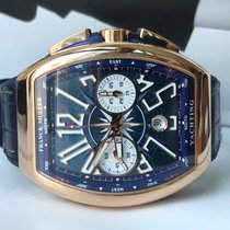 Franck Muller Vanguard V45 CC DT Yachting 2019 new