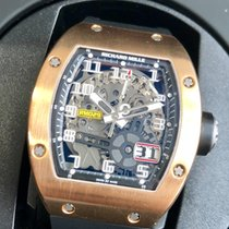 Richard Mille RM 029 Rose Gold Full Set Oversize Date RM29