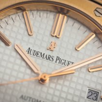 Audemars Piguet 15400OR.OO.D088CR.01 Roségoud 2013 Royal Oak Selfwinding 41mm tweedehands