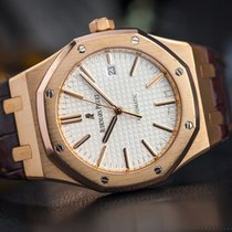 Audemars Piguet 15400OR.OO.D088CR.01 Roségoud 2013 Royal Oak Selfwinding 41mm tweedehands