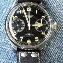 Minerva pre-owned Manual winding 45mm