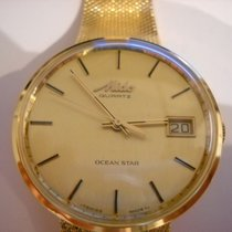 Mido Gold/Steel 36mm Quartz Ocean Star new