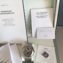 IWC Ingenieur Chronograph Racer Stahl 45mm Grau Deutschland, Rottach-Egern (Bayern)