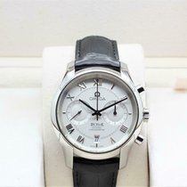 Omega De Ville Co-Axial Steel 42mm White United States of America, Texas, Frisco