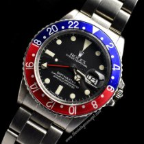 Rolex 1675 Steel 1978 GMT-Master pre-owned