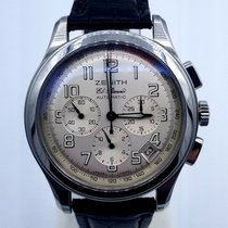 Zenith El Primero Sport Steel 40mm Grey Arabic numerals United States of America, New Jersey, Long Branch