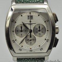 Vacheron Constantin Malte White gold 40mm Silver No numerals United States of America, Texas, Houston