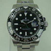 Rolex GMT-Master II Steel 40mm Black No numerals Thailand, Khon kaen