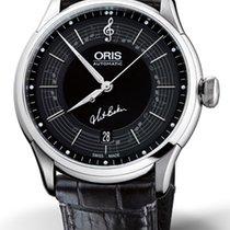 Oris Artelier Date 01-733-7591-4084-set-ls 2019 new
