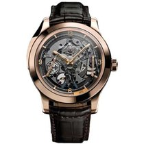 Jaeger-LeCoultre Master Minute Repeater Ouro rosa 43,5mm Transparente