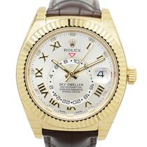 Rolex Sky-Dweller 326138SVRN new