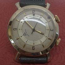 Jaeger-LeCoultre Yellow gold Manual winding LeCoultre memovox pre-owned