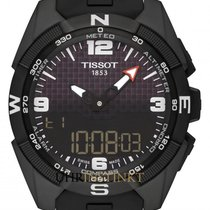Tissot 45mm Chronograph T091.420.47.057.04 new