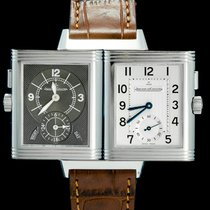 Jaeger-LeCoultre Reverso Duoface 272.8.54 2012 pre-owned