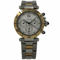 Cartier Pasha W31036T6 2003 pre-owned