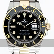 Rolex Submariner Date 116613LN 2012 pre-owned