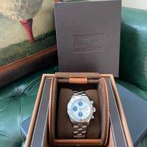 Breitling Superocean Chronograph II Сталь 42mm Белый Без цифр