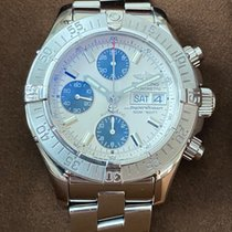 Breitling Superocean Chronograph II Steel 42mm White No numerals United States of America, South Carolina, Myrtle Beach