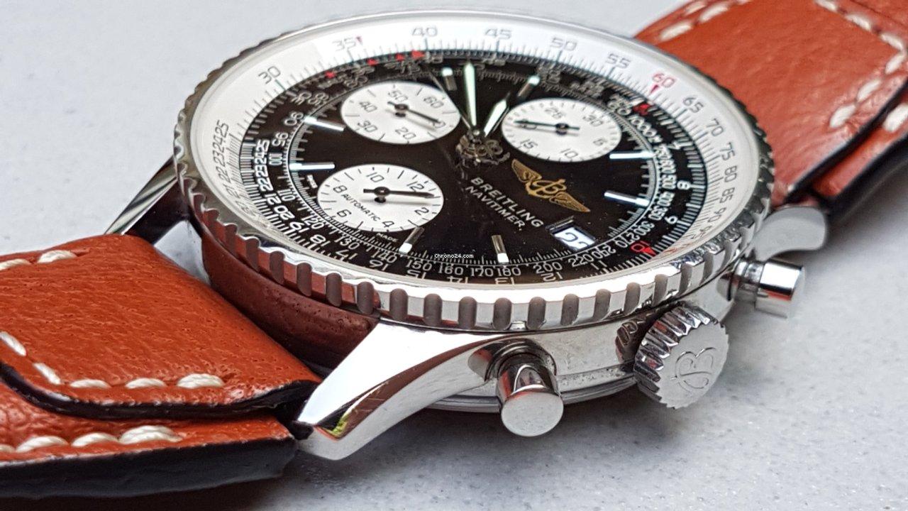 Breitling Old Navitimer A13322 2004 подержанные