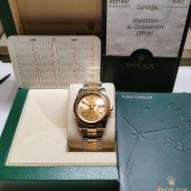 Rolex Datejust Turn-O-Graph Acero y oro 36mm Oro Sin cifras España, Madrid