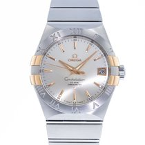 Omega Constellation Men 123.20.38.21.02.004 pre-owned