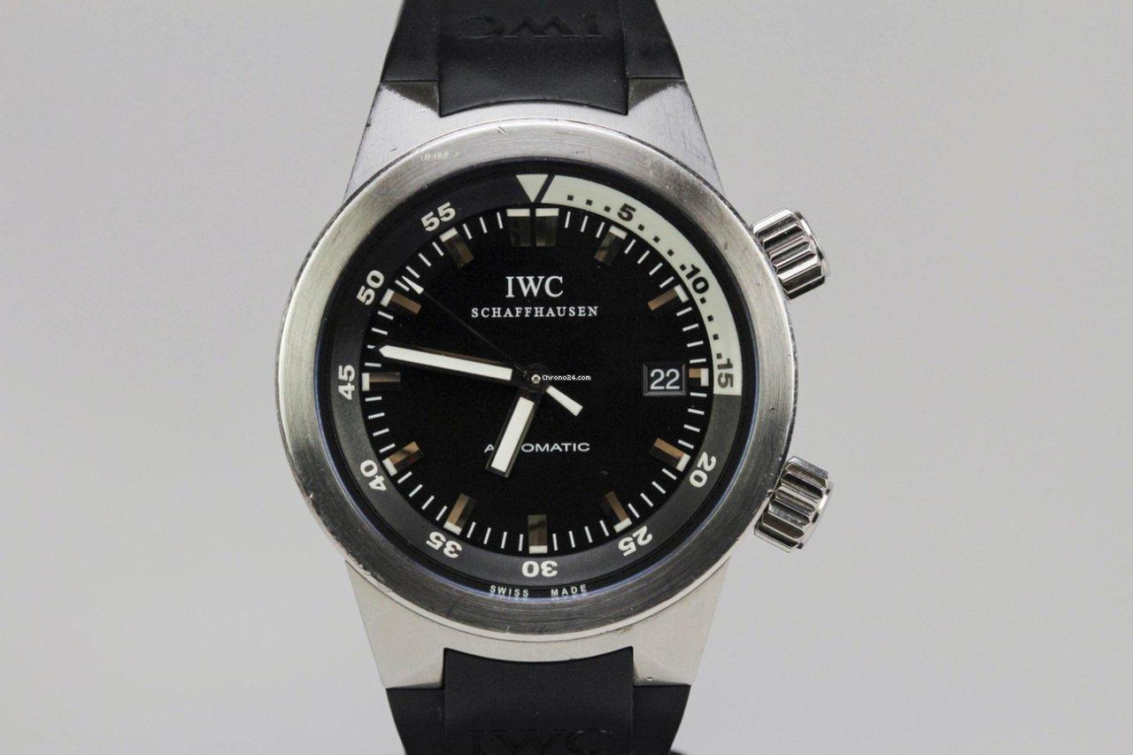 IWC Aquatimer Automatic 3548 pre-owned
