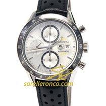TAG Heuer Carrera Calibre 16 CV2011.FC6205 - TAGHEUER - Cal.16 Chrono new