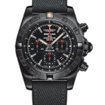 Breitling Chronomat 44 Blacksteel - Export price CHF 5'470.00