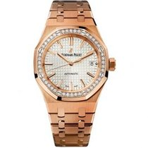 Audemars Piguet 15451OR.ZZ.1256OR.01 Rose gold Royal Oak Lady 37mm new United States of America, Pennsylvania, Holland
