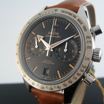 Omega Speedmaster '57 Steel 41,5mm Black No numerals