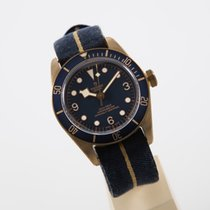 Tudor Black Bay Bronze Bucherer Special Edition LC 100 unworn