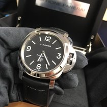 Panerai Luminor Base Logo nové 44mm Ocel