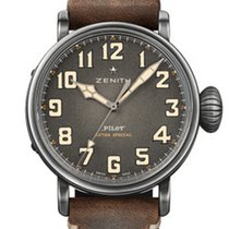 Zenith Pilot Type 20 Extra Special Steel 45mm Grey