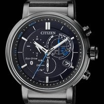 Citizen BZ1006-15E CITIZEN  W770 Bluetooth 48mm,Acciaio Nero new