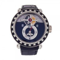 Dewitt Academia Triple Complications 18k White Gold Automatic...