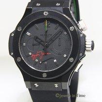 Hublot Big Bang Ayrton Senna Titanium/Ceramic Watch 309.CM.134...