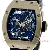 Richard Mille RM 010 White gold 48mm Transparent Arabic numerals United States of America, New York, New York