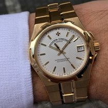 Vacheron Constantin Overseas Automatic Yellow Gold