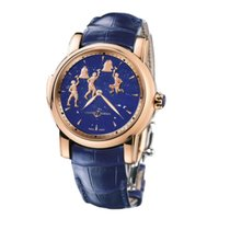 Ulysse Nardin Classic Minute Repeater Roségold 42mm