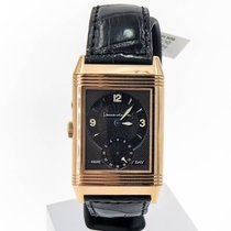 Jaeger-LeCoultre Reverso Duoface pre-owned 42.9mm Rose gold