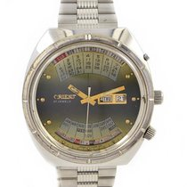 Orient Multi Year Calendar Mens Watch