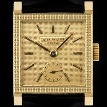 Patek Philippe Square Vintage Clous De Paris 2496