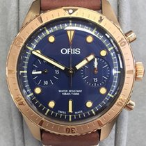 Oris Carl Brashear Chronograph Bronze Limited edition