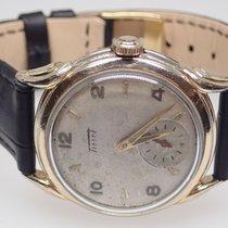 Tissot Vintage 10k Gold Filled Bumper Automatic Mens Watch...
