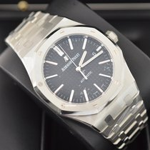 Audemars Piguet Royal Oak Selfwinding Black Dial