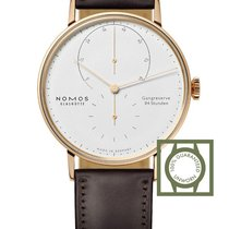 NOMOS 952 Red gold 2019 Lambda 39mm new